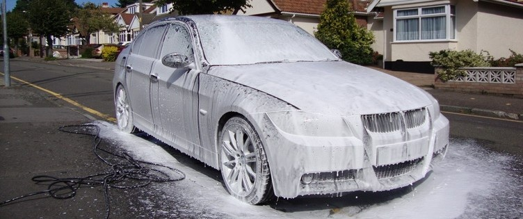 car detailing Sutton